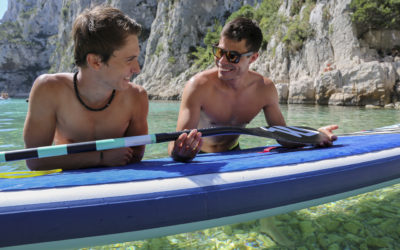 Comment choisir sa pagaie de Stand Up Paddle ?