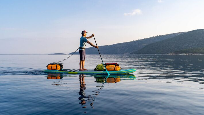 Choisir le Leash parfait pour ton Stand Up Paddle
