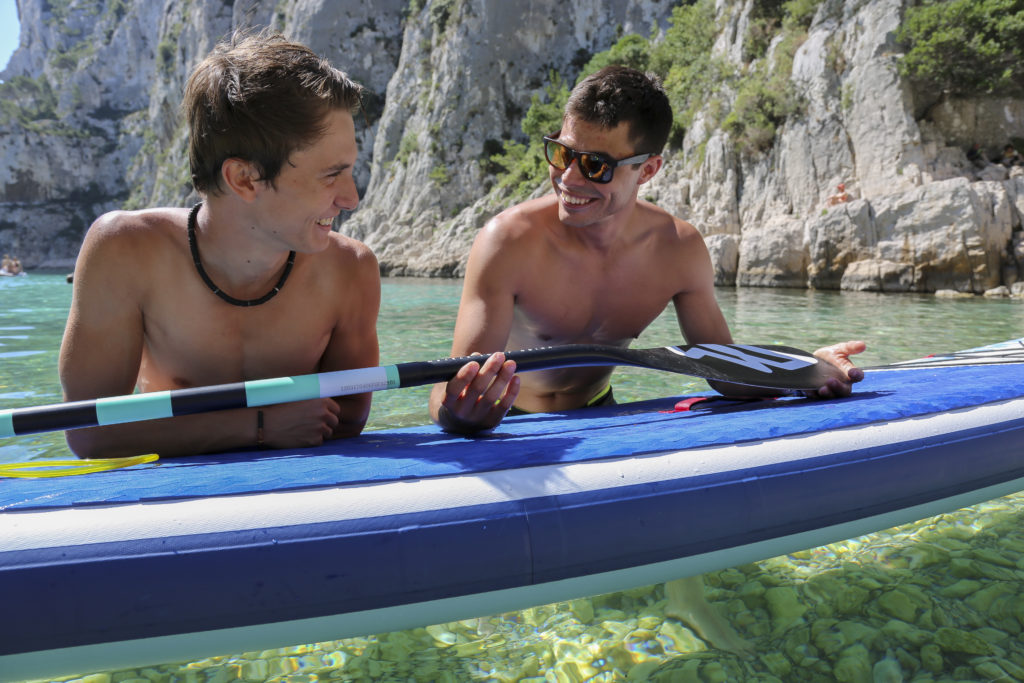 Comment choisir sa pagaie de Stand up Paddle