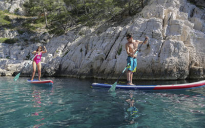 Top 5 des balades en Stand Up Paddle proche de Marseille