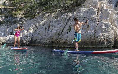 Top 5 des balades en Stand Up Paddle proche de Marseille