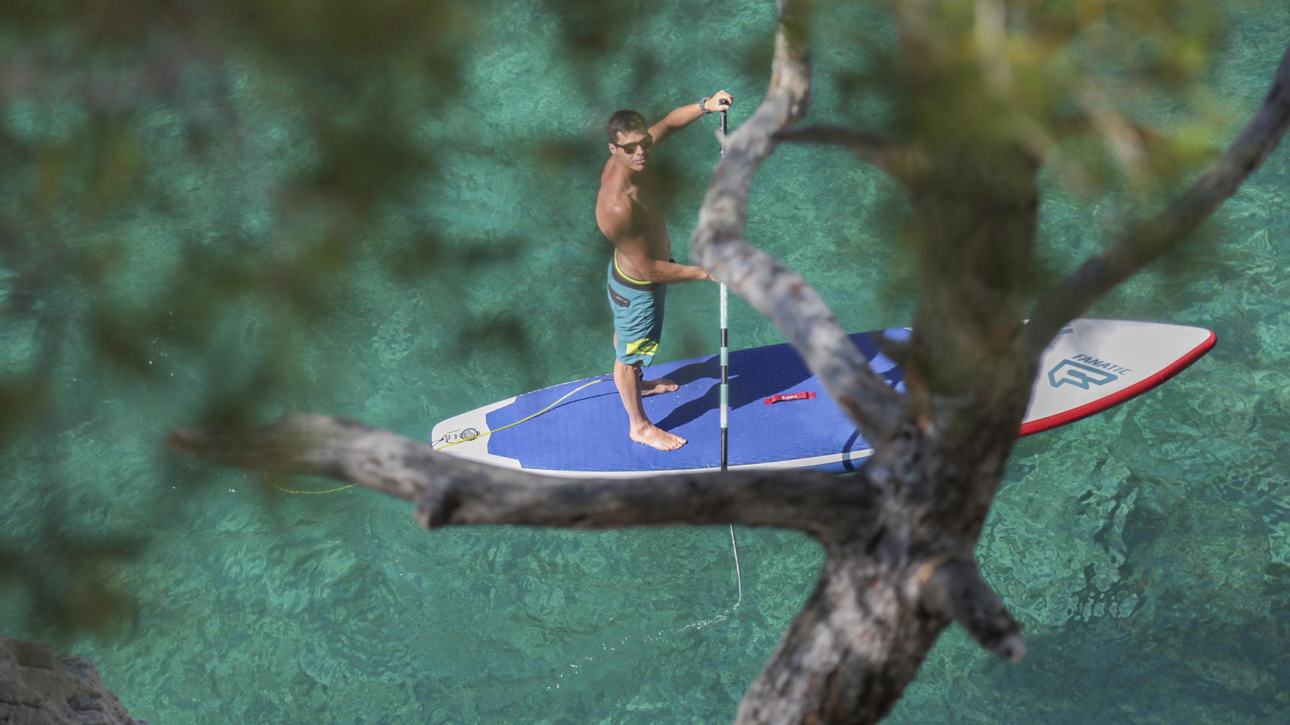 Randonnée Stand Up Paddle - H2o Paddle