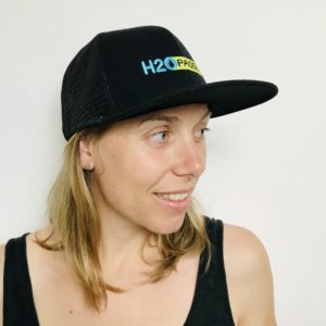 Casquette H2O Paddle 3/4 face