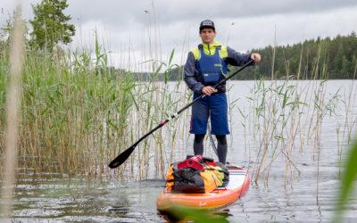 Qu'elle aide à la flottabilité choisir en Stand Up Paddle ?