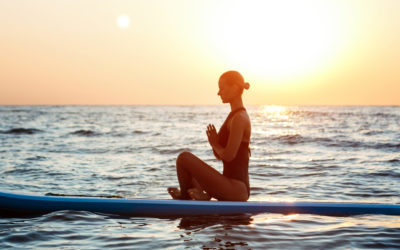 Formation SUP Yoga & Pilates