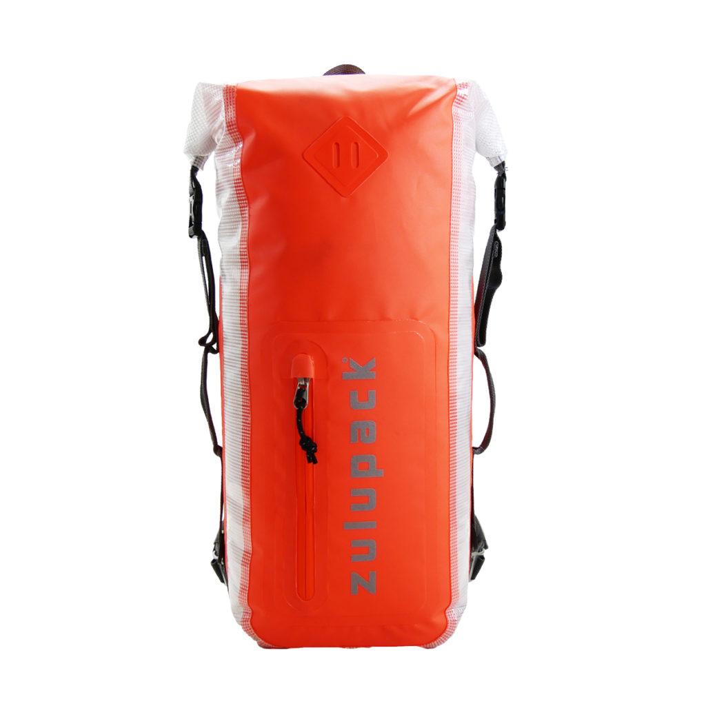 Sac étanche Zulupack Backpack 25L orange