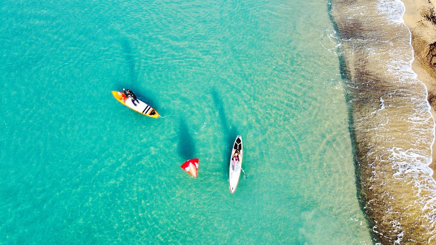 Stages et Formation Stand Up Paddle