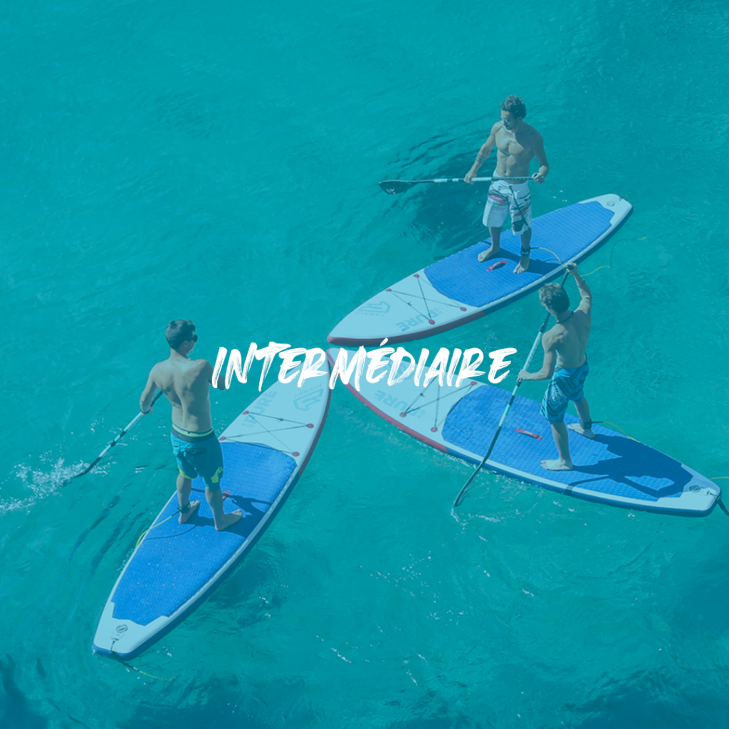 Stage Stand Up Paddle Intermédiaire